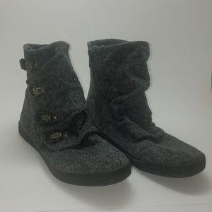 Blowfish Woman's gray size 7.5 Boots